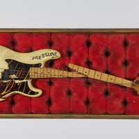 The Clash guitar to get museum display 40 years after being smashed on stage