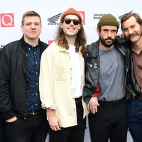 Idles tipped to win big at Independent Music Awards