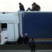 Super-sensitive scanners developed to spot migrants in fast-moving trucks