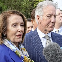 Nancy Pelosi restates opposition to trans-Atlantic trade deal if Brexit harms the Good Friday Agreement
