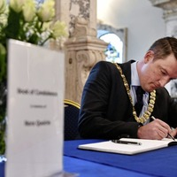 Book of Condolence opened for Nóra Quoirin in Belfast