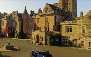 Be Ayr guest at luxurious Glenapp Castle Hotel – but you'll not want to leave