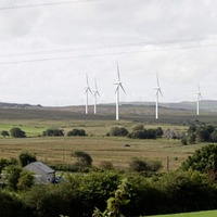 Seven-turbine wind farm outside Derry given go-ahead