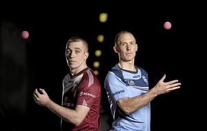 Handball star Robbie McCarthy back in action