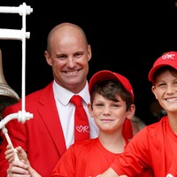 In Pictures: Lord's turns red for Andrew Strauss' late wife Ruth
