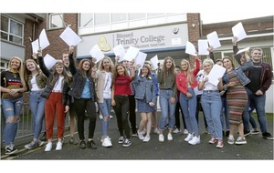 More pupils receive top A-level grade