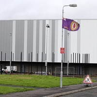 UVF threats to Belfast leisure centre builders could scupper football pitch plans