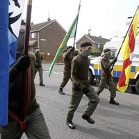 Thirty facing charges linked to taking part in an illegal dissident republican parade in Lurgan in 2016