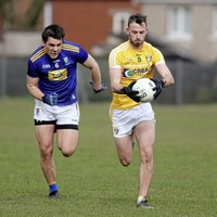 Antrim duo make Brendan Crossan's Allstar selection
