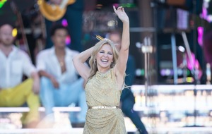 Kylie Minogue to perform on Strictly Come Dancing