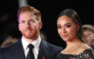 Neil and Katya Jones announce split