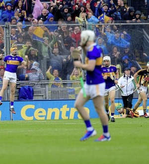 Tipperary take command after Hogan feels full force of the law