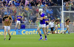 Tipp take command after Hogan feels full force of the law