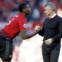 Ole Gunnar Solskjaer believes Paul Pogba will remain at Manchester United
