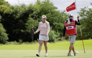 Jordanstown's Stephanie Meadow wins World Invitational at Galgorm Castle
