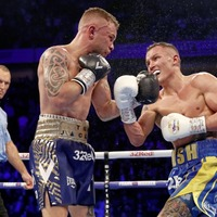 Carl Frampton targets December return as WBO super-featherweight champ Herring opens door to world title clash