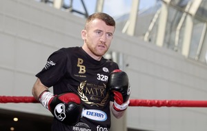 Olympic boxing medallist Paddy Barnes retires