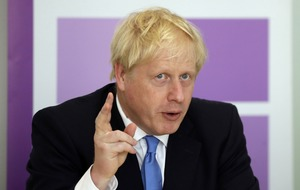 Brussels rejects Boris Johnson's call for backstop to be scrapped
