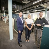 Digital marketing company moves into new Belfast office