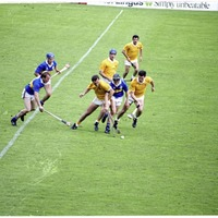 Jarlath Kearney: Sharing positive memories of Antrim hurlers at Croke Park, 1989