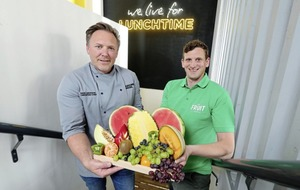 Newry-based food manufacturer sees sales of fruit pots double