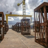 Harland & Wolff targeted by two bidders aiming to save shipyard