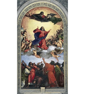 Martin Henry: The promise of the Assumption of Mary