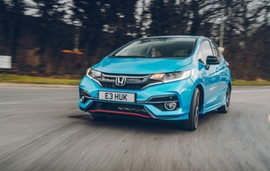 Honda Jazz: Playing its own tune