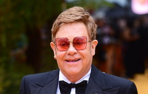 Sir Elton John's friendship with the royal family