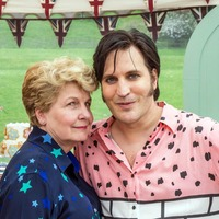We've relaxed into Bake Off now – Noel Fielding and Sandi Toksvig