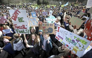 Council clampdown on pupils going on climate strikes