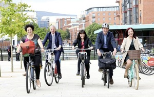 Cross-party MLAs call for work to begin on Lagan Bridge