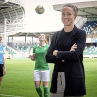 Manchester United coach Casey Stoney welcomes Electric Ireland backing IFA