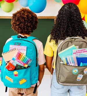 Helping the kids back to school with a cornucopia of stationery
