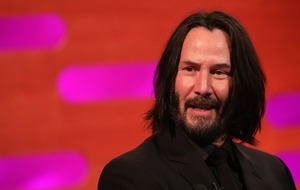 New Matrix film set with Keanu Reeves and Lana Wachowski