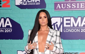 Demi Lovato to play Icelandic singer in Netflix comedy Eurovision