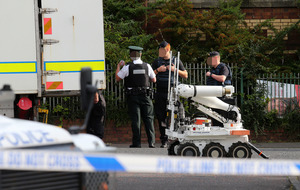 Security alert closes Belfast's Springfield Road