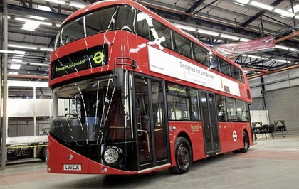 Chinese engineering company in talks to buy Wrightbus