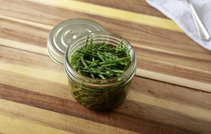 James Street Cookery School: Two tasty types of pickle – samphire and radish