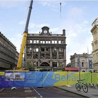 Primark fire 'encouraged debate over city centre plans'