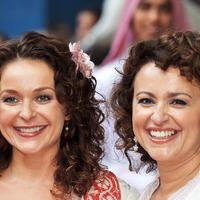 Julia Sawalha accuses sister Nadia of destroying their family