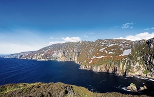 William Scholes: Wild about the Wild Atlantic Way - but not the Cliffs of Moher
