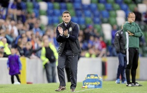 We won't stand off Qarabag insists Linfield boss David Healy ahead of Euro showdown