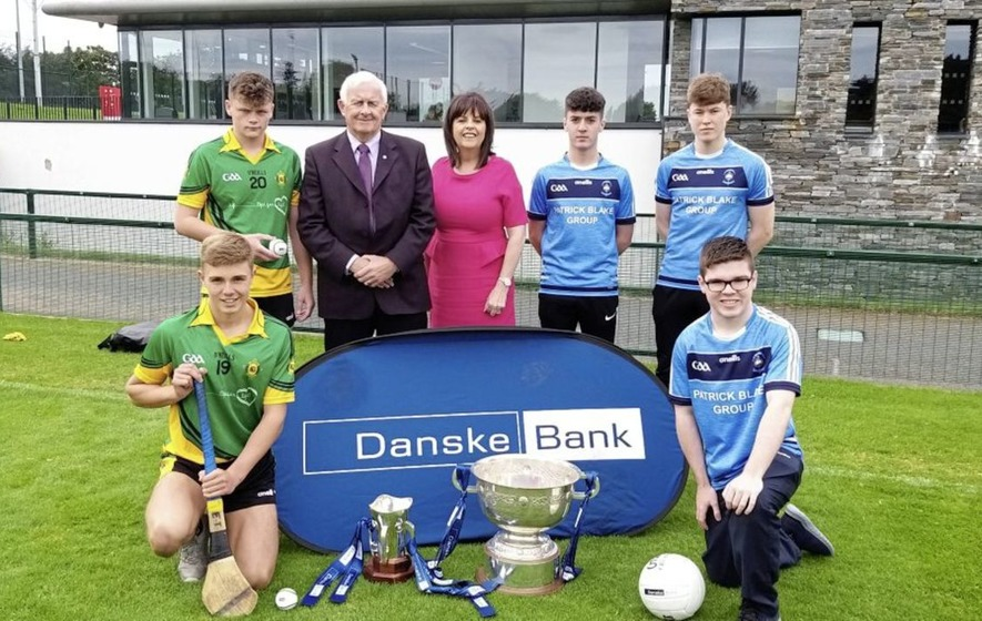 Ulster Schools GAA make draws for Danske Bank 2019/20 groups