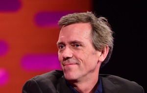 Hugh Laurie's next move sees him take step into politics