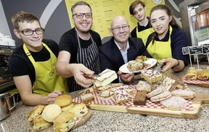 Social enterprise creates 20 new jobs through two new cafés