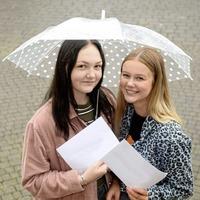 Schools celebrate record GCSE results