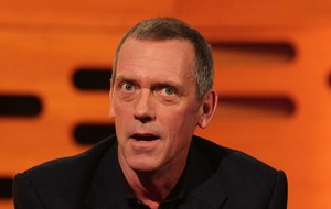 Hugh Laurie: Fractured politics threatens drama