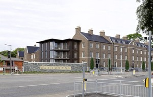 Plans to build 61 new apartments for the over-55s as part of Ebrington redevelopment