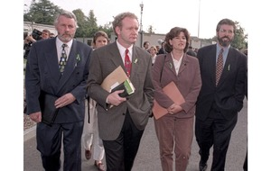 State Papers: Historic talks between British government and Martin McGuinness revealed
